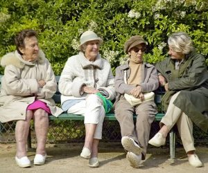 Friends, old and new, are a bulwark against loneliness and loss.