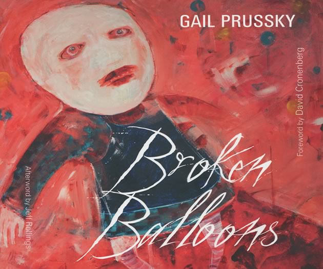 Broken Balloons by Gail Prussky