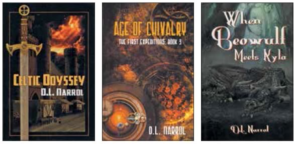 Celtic Odyssey, Age of Chivalry and When Beowulf Meets Kyla