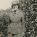 As a young woman, the lifelong resident of Caledon served in the Canadian Women's Army Corps during World War II.