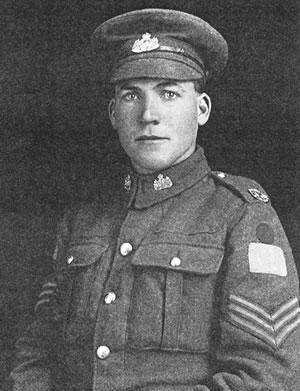Doris Porter's father George Arthur Evans (1884–1965)