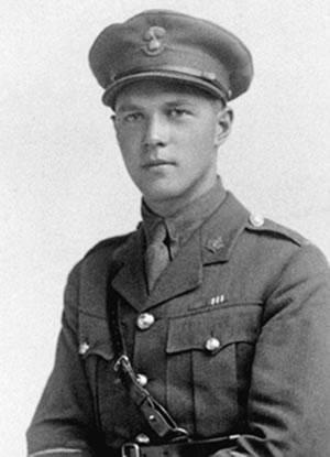 Samuel Lewis Honey, VC, DCM, MM February 9, 1894 – September 30, 1918