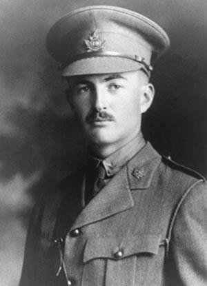 Wallace Lloyd Algie, VC, June 10, 1891 – October 11, 1918