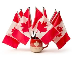 Words to Celebrate Canada