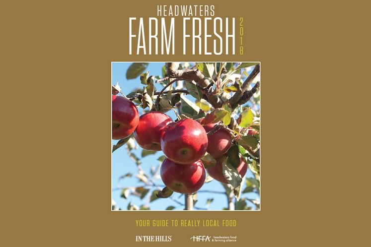 Headwaters Farm Fresh map and listings
