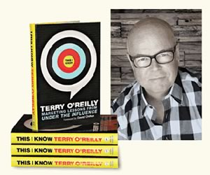 A Conversation with Terry O'Reilly