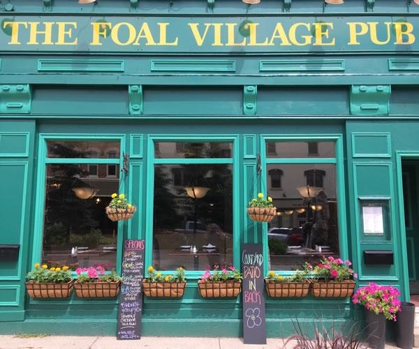 The Foal Village Pub