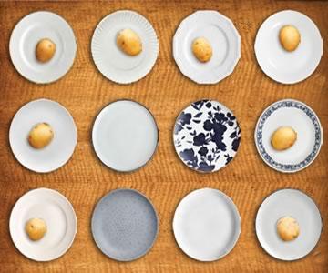 a Melancthon potato challenge