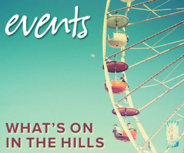 Events In The Hills