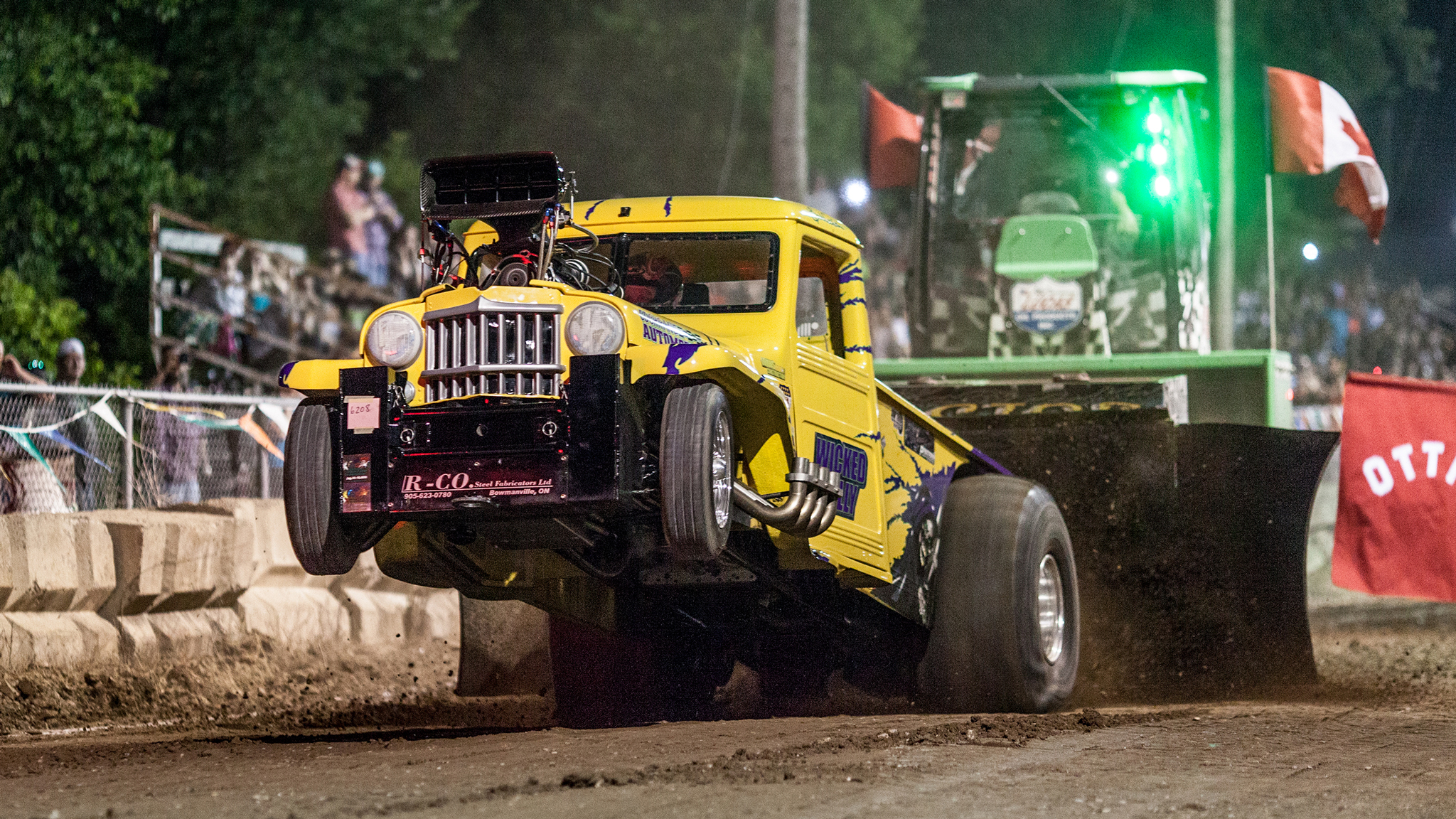 40th Annual Bolton Truck & Tractor Pull | In The Hills