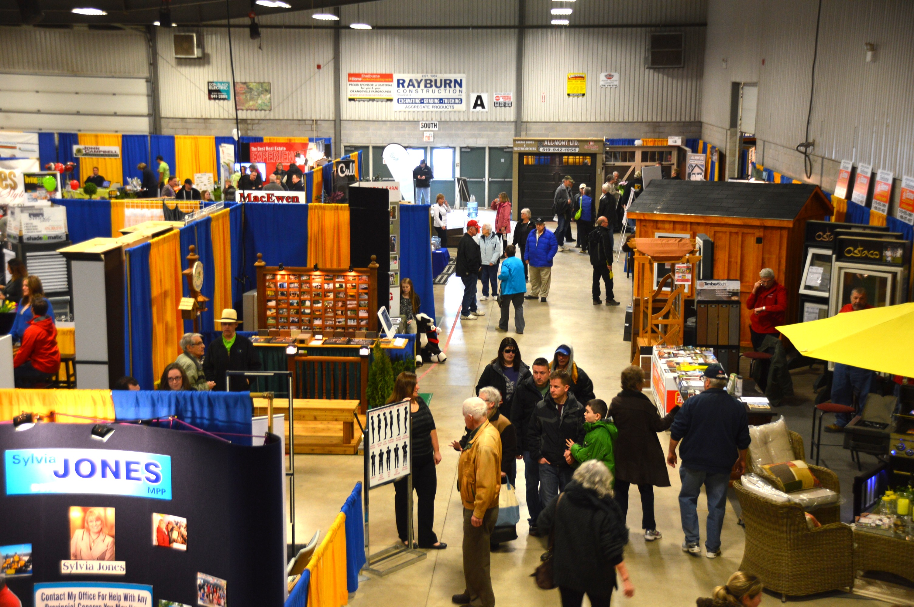 Orangeville Lions Home and Garden Show | In The Hills