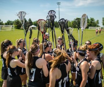 The Northmen women's U19-1 team, shown here at Barbour Field in Hillsburgh last summer, was ranked fourth in the province by the end of the season. Photo by James MacDonald.