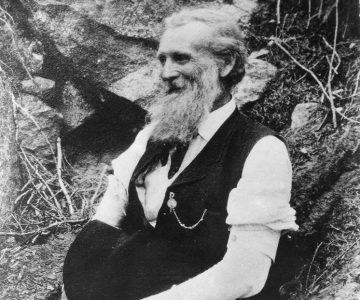 American naturalist and founder of the Sierra Club, John Muir sauntered through Headwaters in 1864. He came to Ontario to avoid conscription into the Civil War.