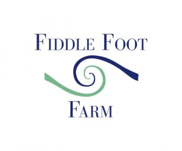 Fiddle Foot Farm Logo