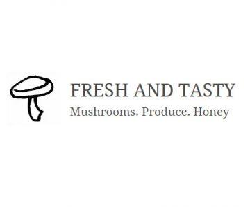 Fresh and Tasty Mushrooms