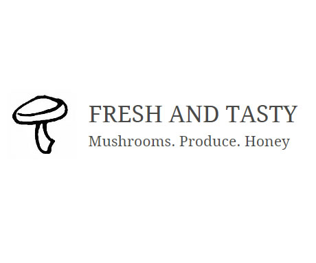 Fresh and Tasty Mushrooms