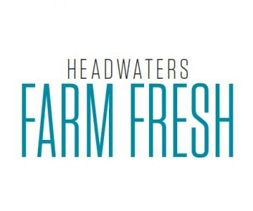 Headwaters Farm Fresh Map