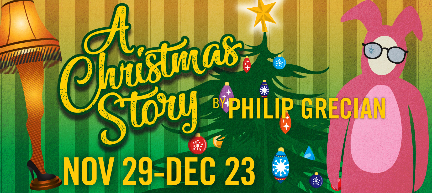 A Christmas Story   In The Hills