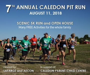 Caledon Pit Run