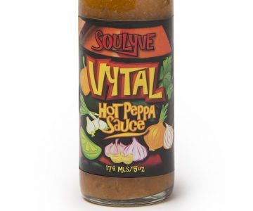 Vytal Hot Peppa Sauce