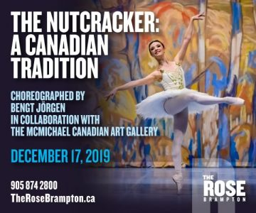 The Nutcracker Ballet at the Rose Theatre