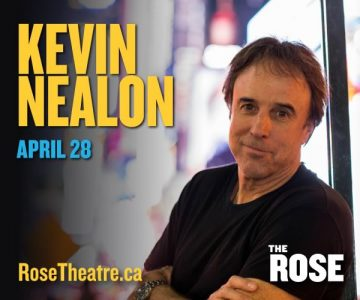 Rose Theatre Kevin Nealon