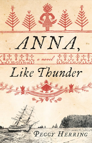 Anna, Like Thunder by Peggy Herring