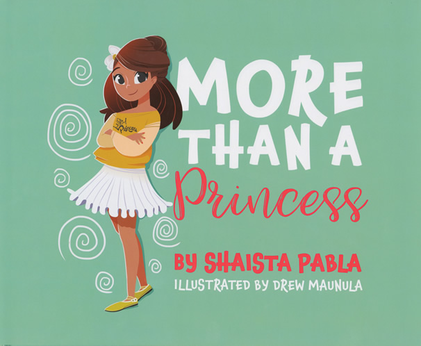 More than a Princess by Shaista Pabla 