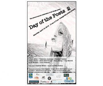 Day of Poets Orangeville