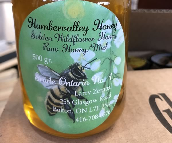 Humbervalley Honey