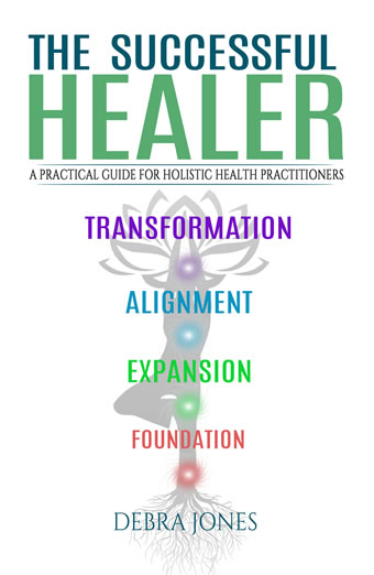 The Successful Healer A Practical Guide for Holistic Health Practitioners by Debra Jones