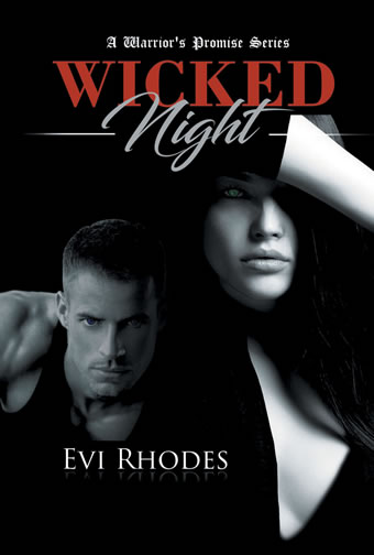 Unusual Night by Evi Rhodes
