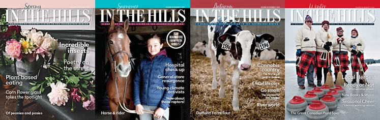 In The Hills 2019 Magazine Covers