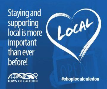 #shoplocalcaledon