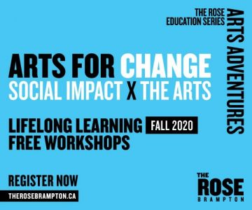 Art For Change The Rose Theatre