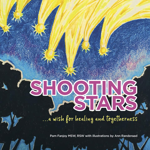 Shooting Stars A Wish for Healing and Togetherness