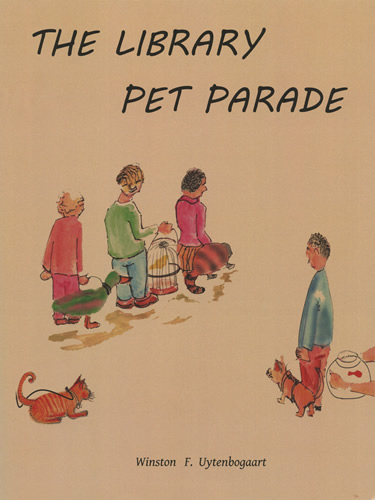 The Library Pet Parade