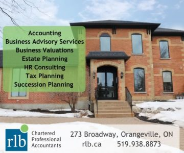 RLB Chartered Professional Accountants